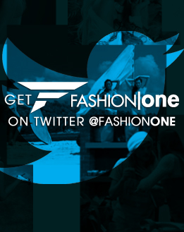 Fashion One Twitter